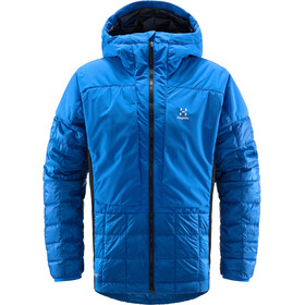 Haglöfs Nordic Mimic Hood Men storm blue/true black